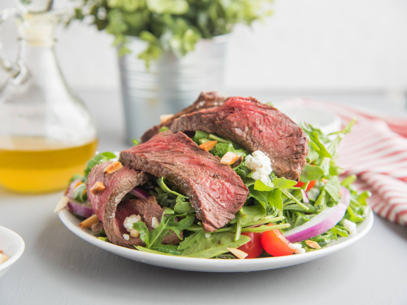 Everyday Steak Salad