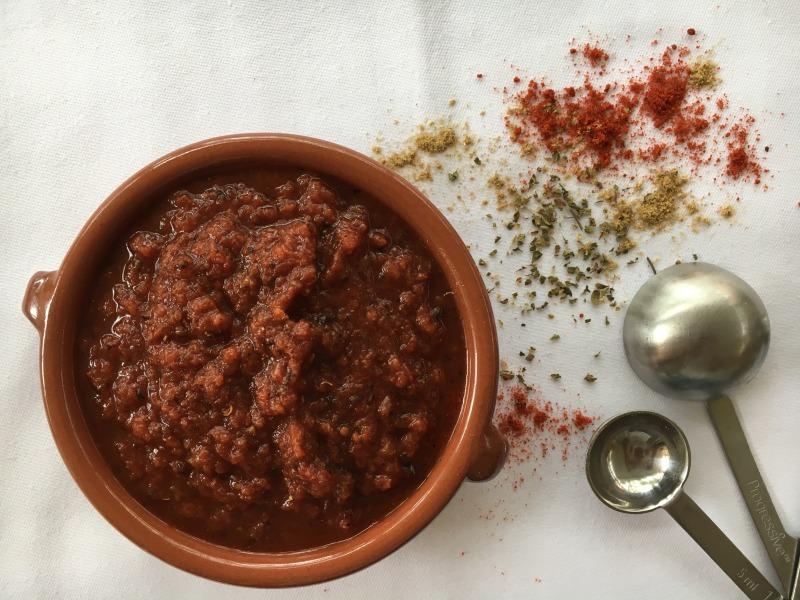 Chili Simmer Sauce