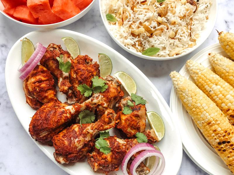 Slow Cooker Tandoori Chicken