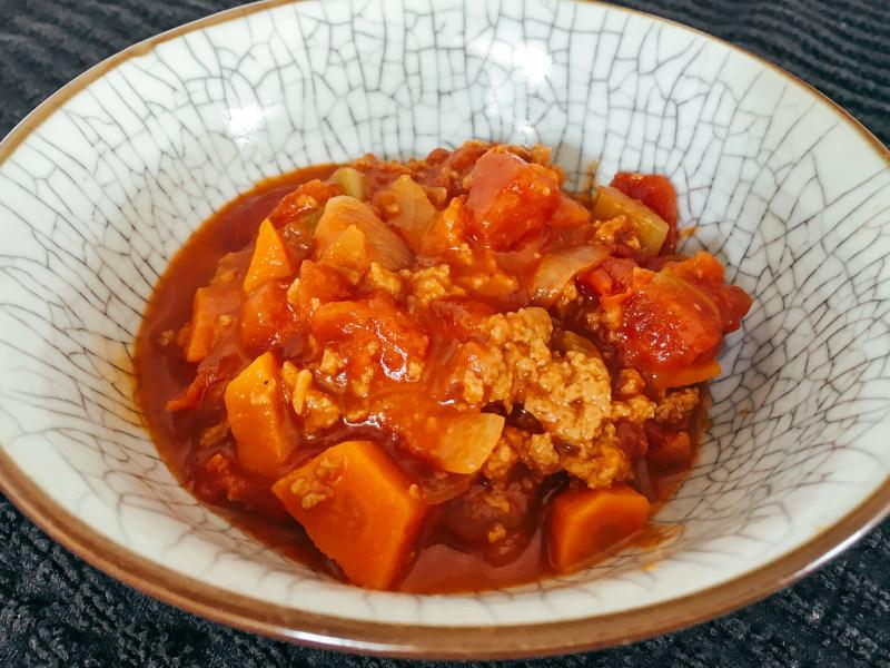 Vegan Bolognese with Seitan Crumbles