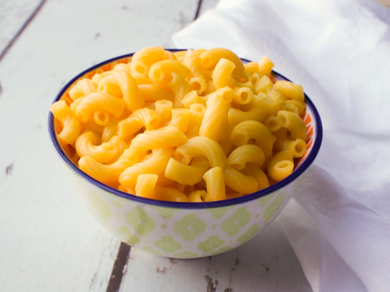 Pressure Cooker Vegan Mac and Cheese