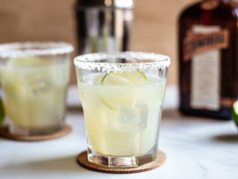 Classic Margarita Cocktail