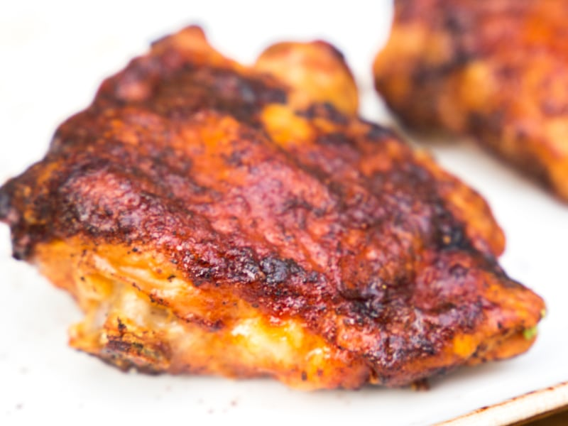 Air Fryer Barbeque Chicken - Mealthy.com