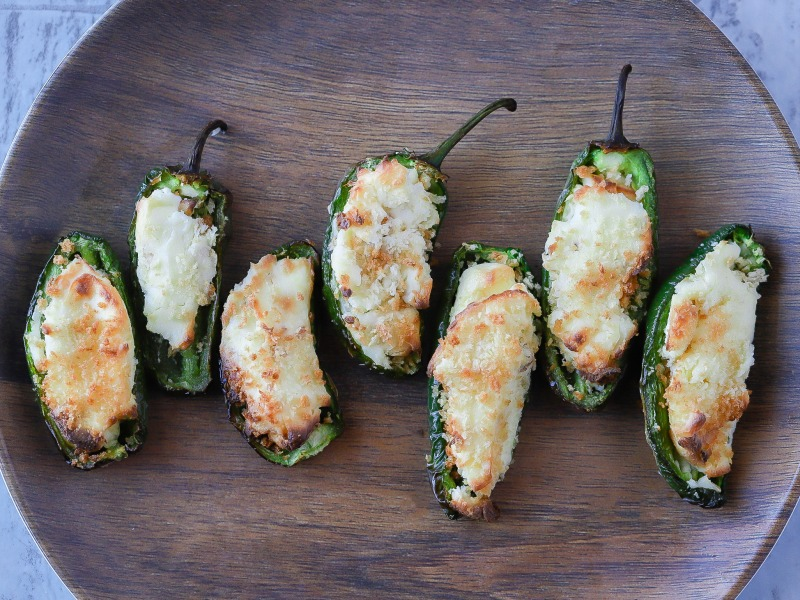 Air Fryer Jalapeño Poppers