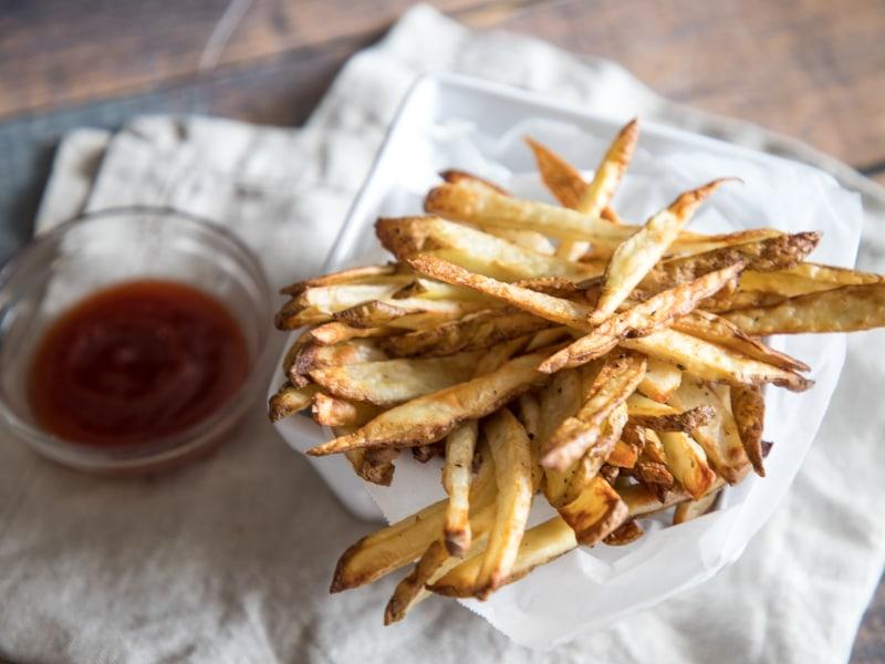 CrispLid French Fries