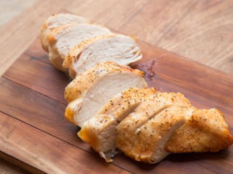 CrispLid Easy Chicken Breasts