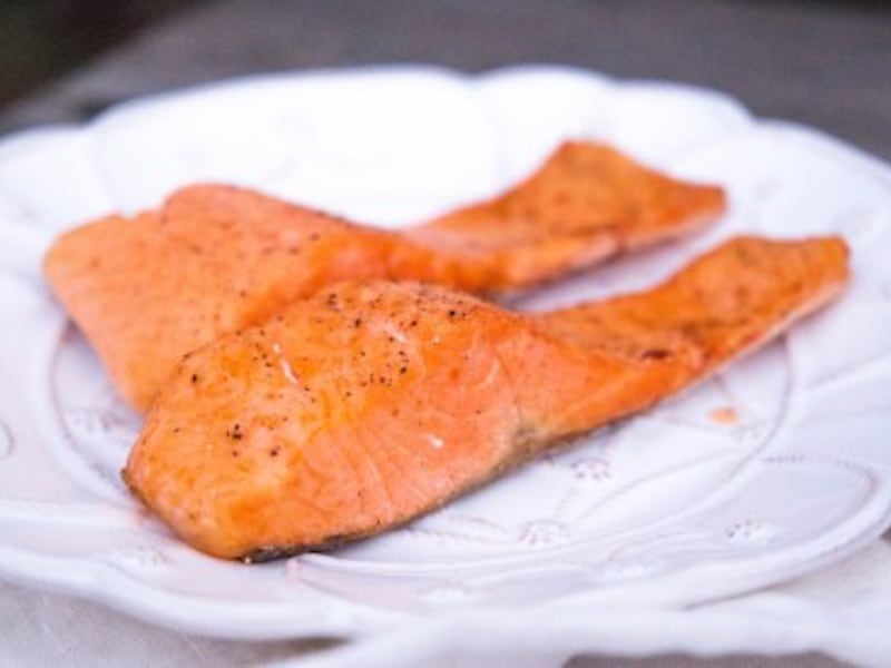 CrispLid Salmon
