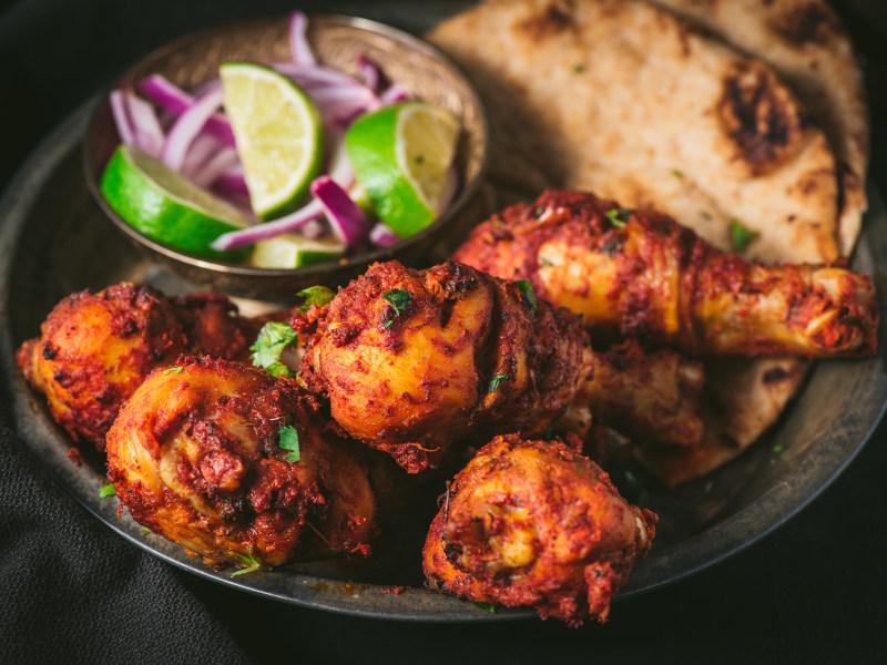 CrispLid Tandoori Chicken