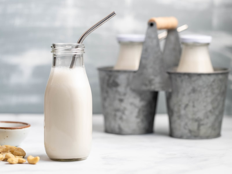 Blender Cashew Milk
