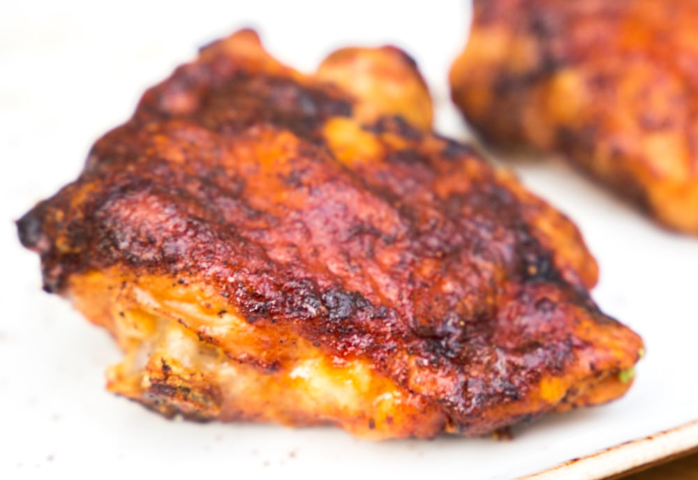 Air Fryer Barbeque Chicken Mealthy Com
