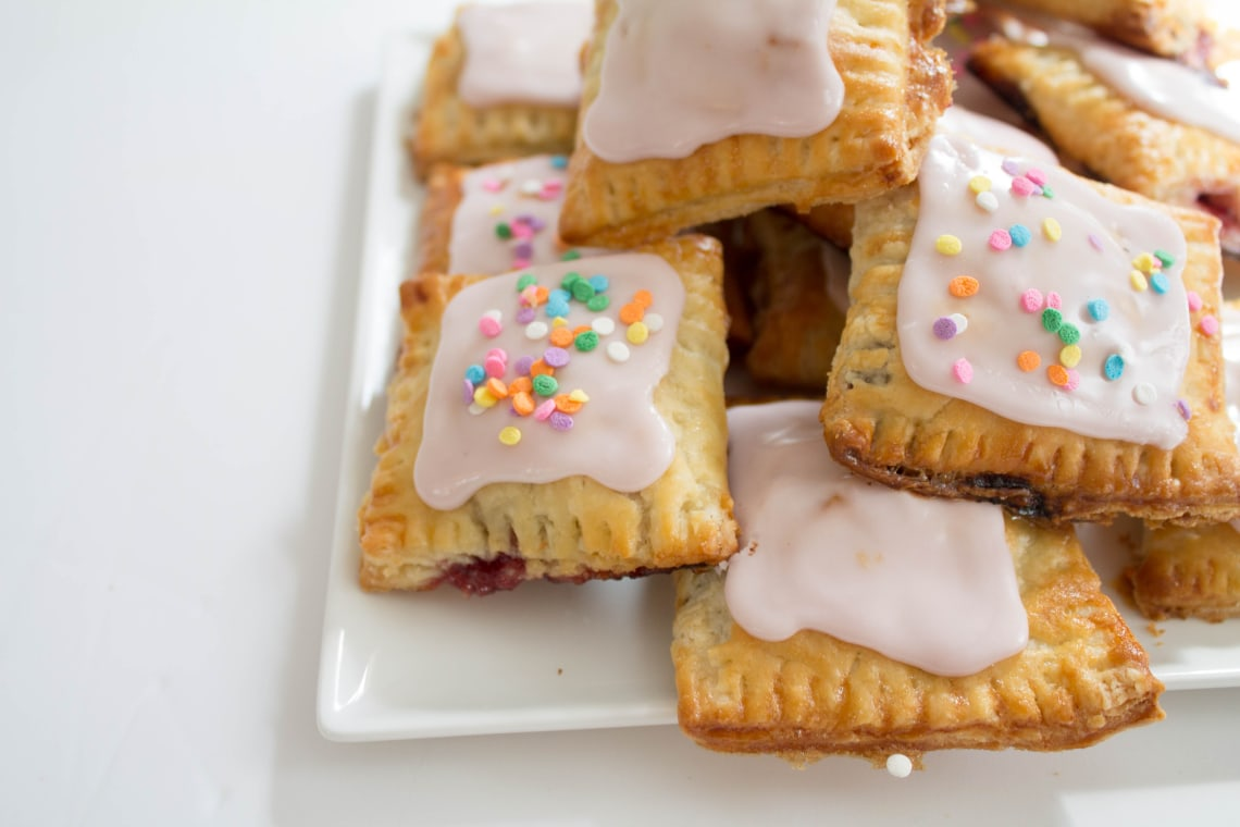 Homemade Toaster Pastries