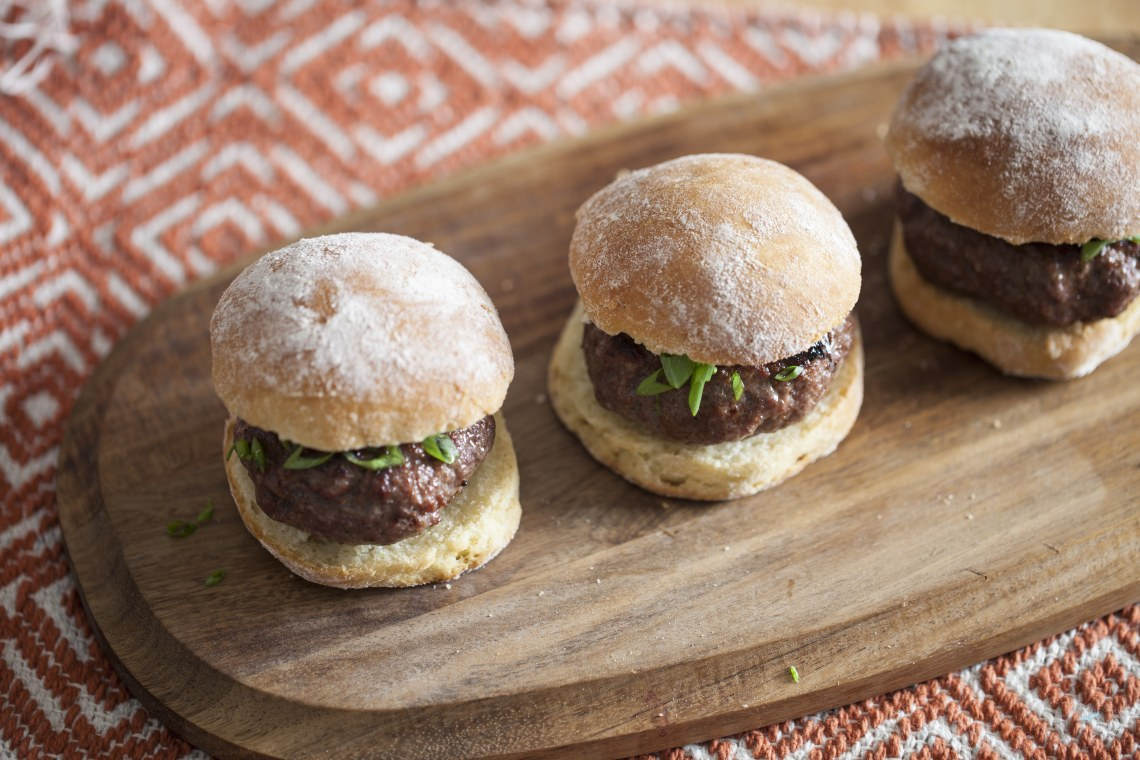 Korean Bulgogi Sliders