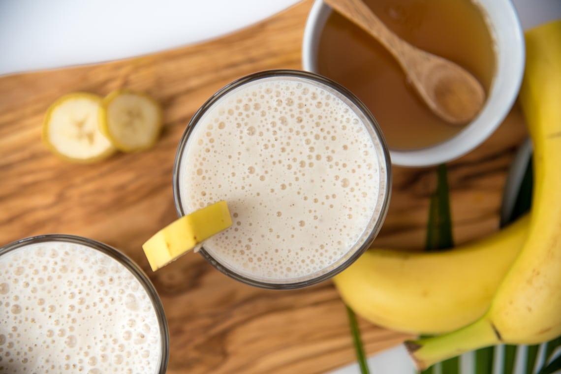 Banana Protein Smoothie