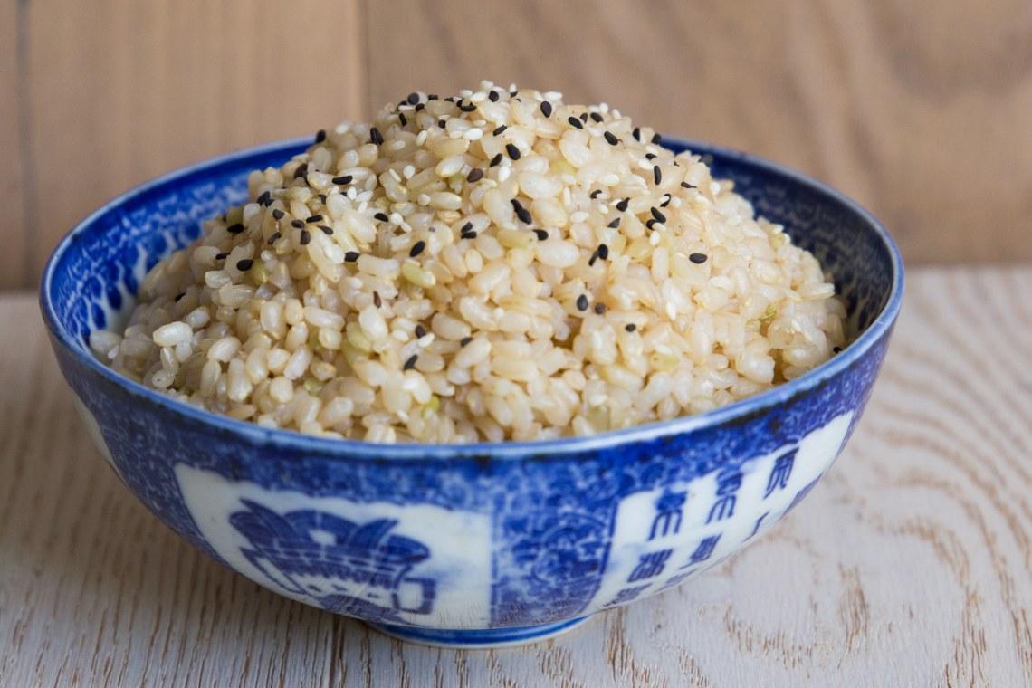 Perfect Pressure Cooker Brown Rice