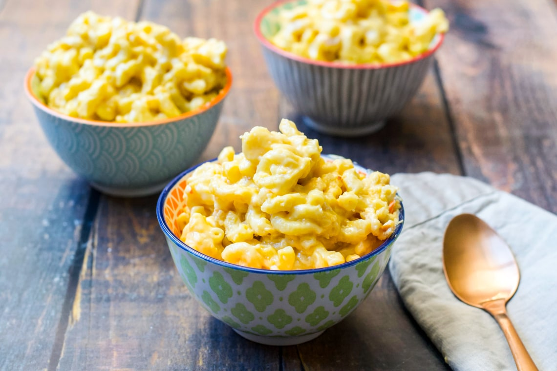 Mac and Gruyere Cheese