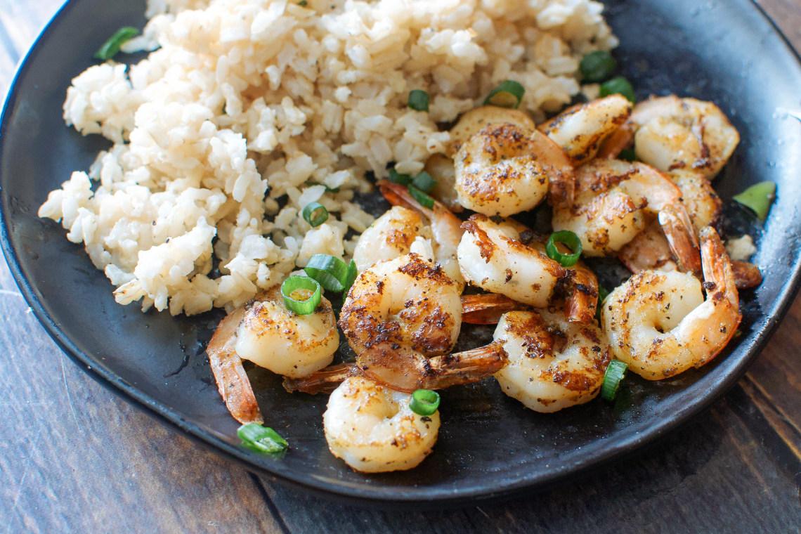 Cajun-Style Shrimp