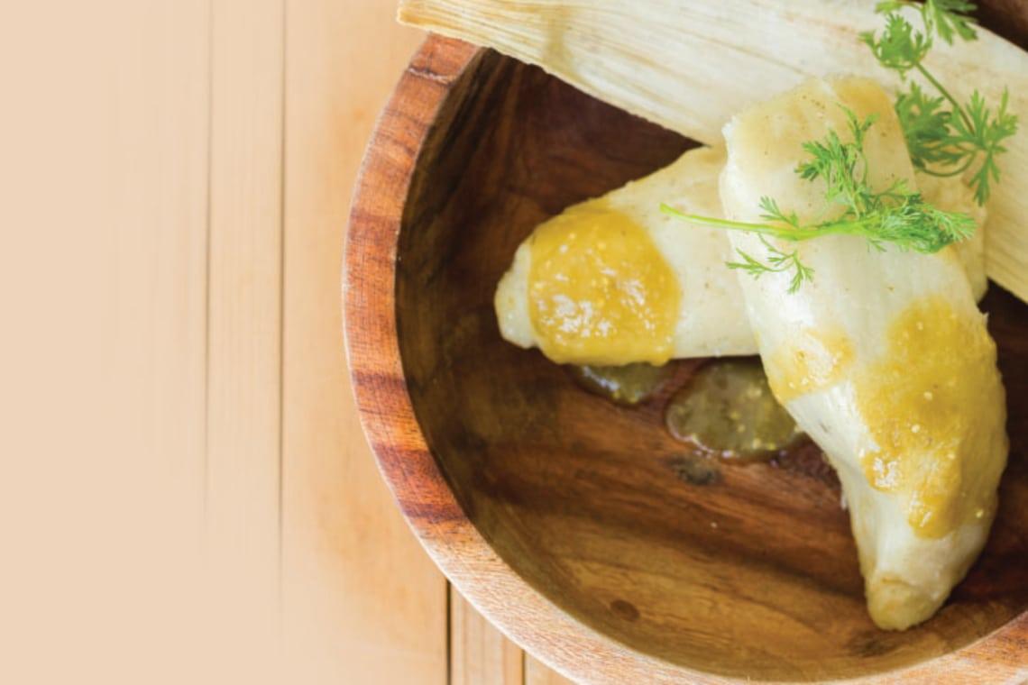 Pressure Cooker Authentic Tamales Chile Verde