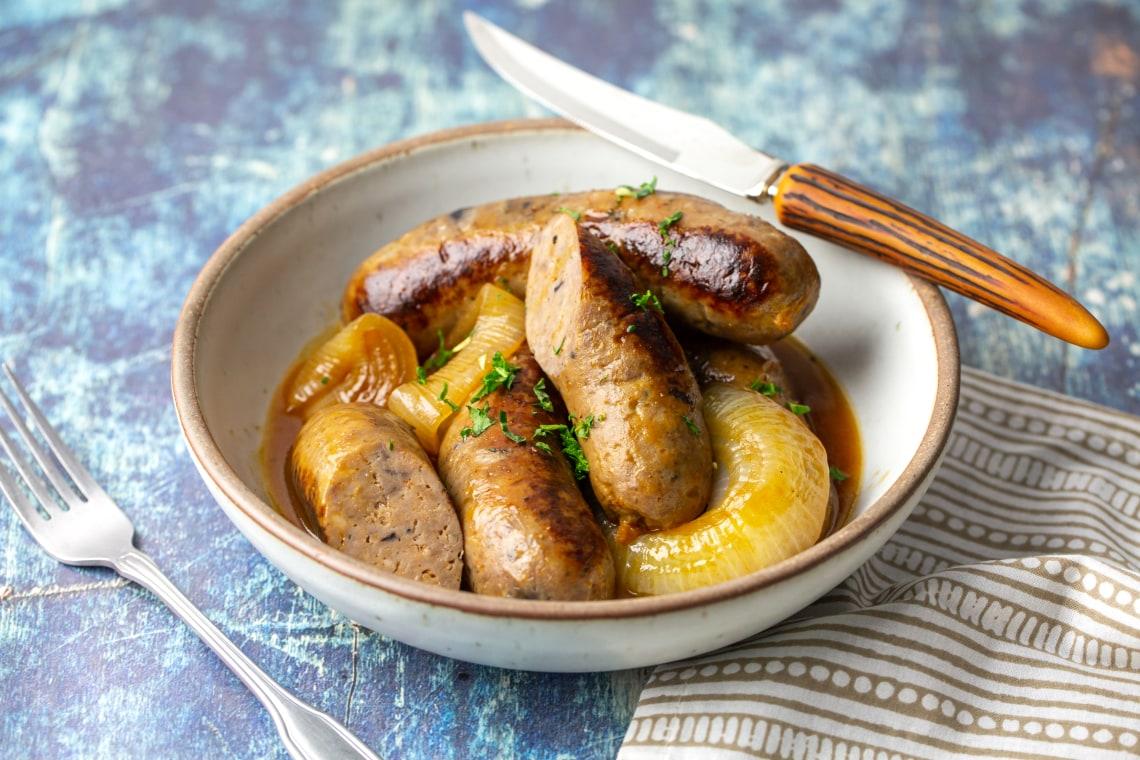 Pressure Cooker Summer Sausages
