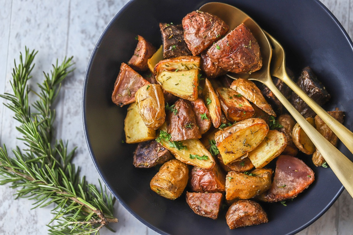 Air Fryer Rosemary Potatoes