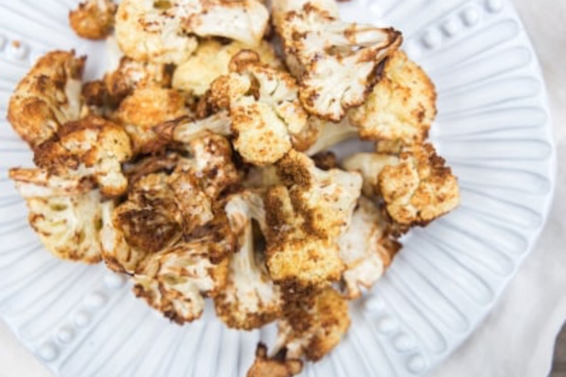 CrispLid Crispy Cauliflower