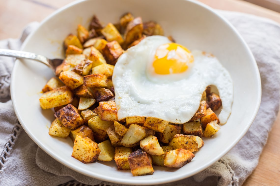 CrispLid Home Fries