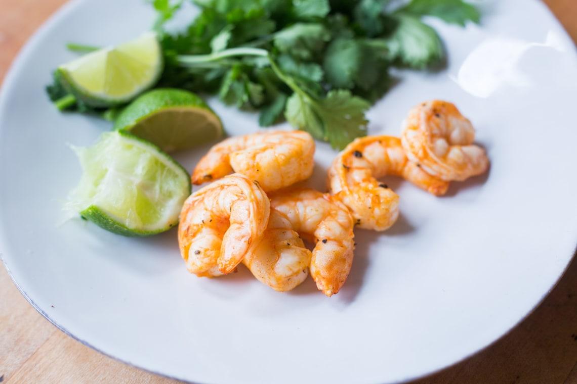 CrispLid Spicy Shrimp