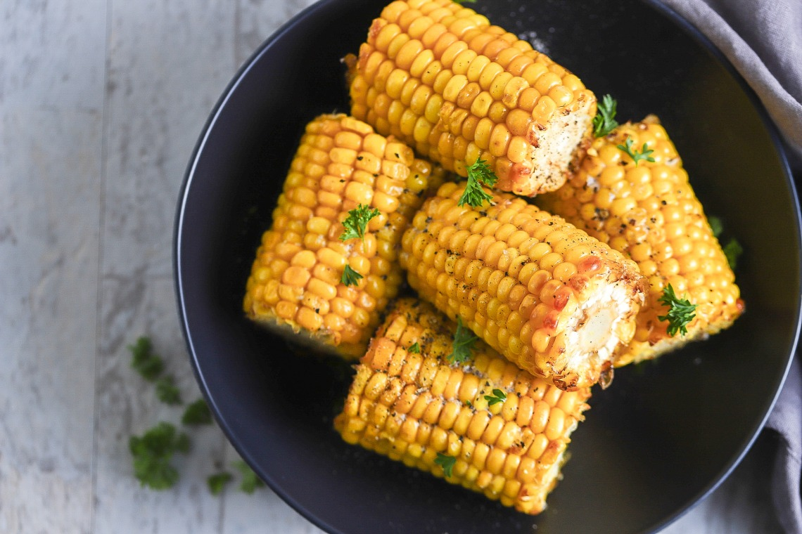 CrispLid Corn on the Cob
