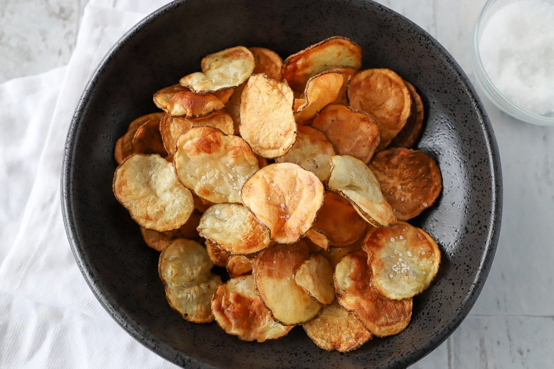 CrispLid Potato Chips