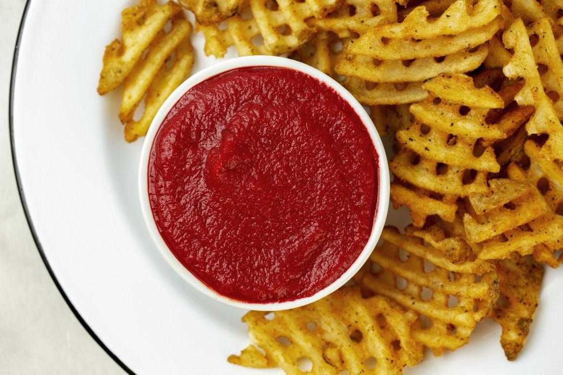 Pressure Cooker Nightshade-Free Ketchup