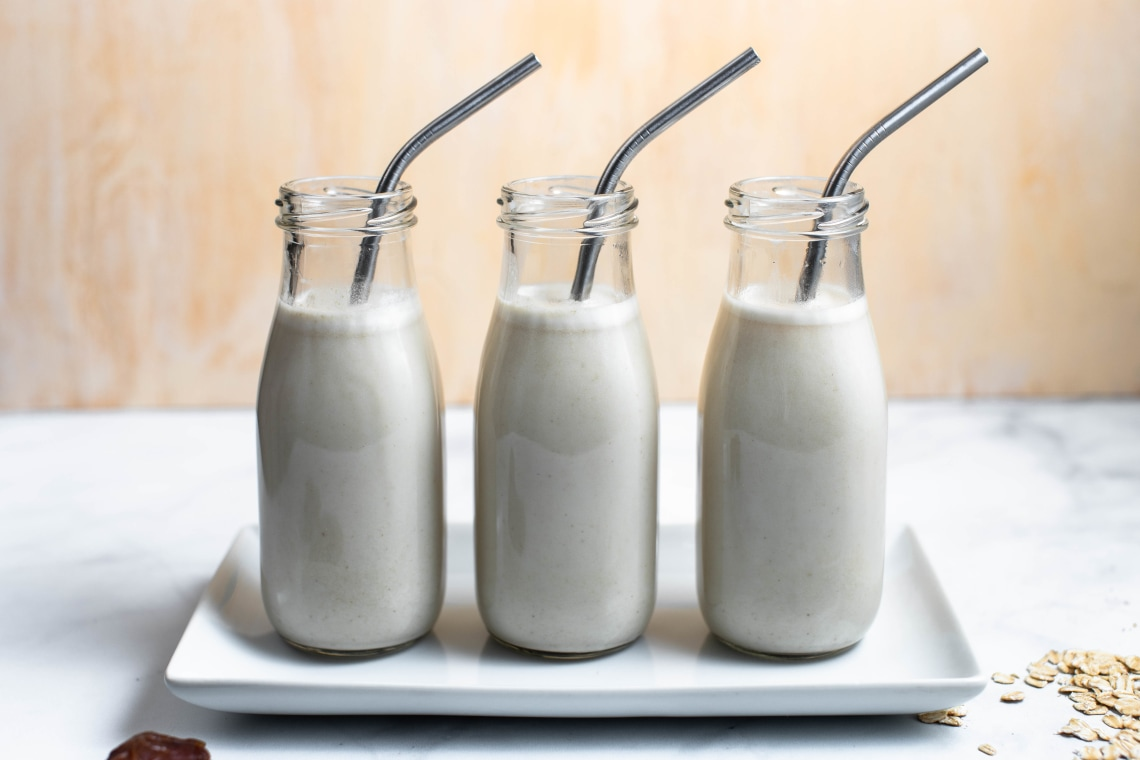 Blender Oat Milk
