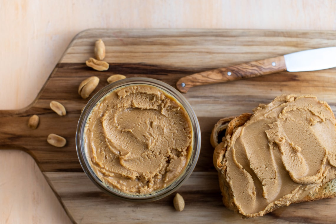 Blender Peanut Butter