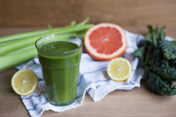Image forKale-Grapefruit Juice