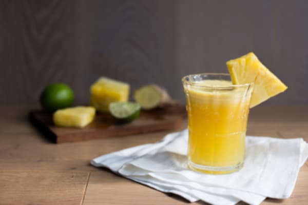 Image forPineapple-Ginger-Lime Juice