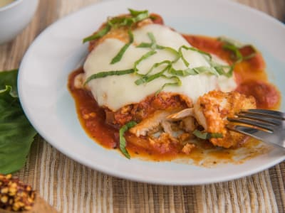 Image forClassic Chicken Parmigiana