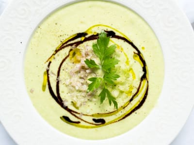 Image forChilled Cucumber Soup