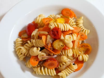 Image forPasta Salad with Summer Vegetables