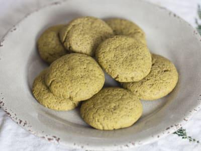 Image forEasy Matcha Cookies