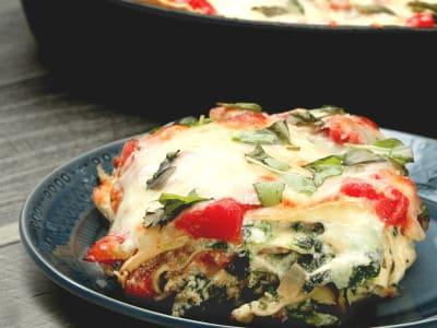 Image forSkillet Lasagna