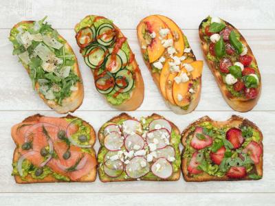 Image forAvocado Toast (Seven Ways)