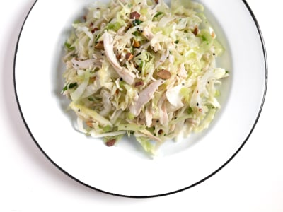 Image forChinese Chicken Cabbage Salad