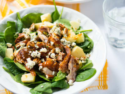 Image forQuick Barbeque Chicken Salad