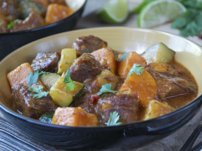 Image forAncho Chile Beef Stew