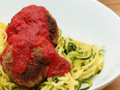 Image forZoodle Spaghetti and Neatballs