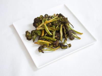 Image forSpicy Roasted Broccoli