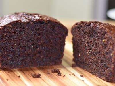 Image forDouble Chocolate Zucchini Bread