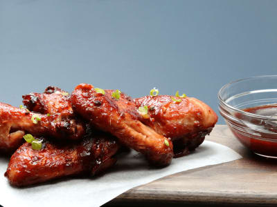 Image forVietnamese Baked Chicken Wings