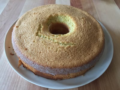 Image forHong Kong Sponge Cake