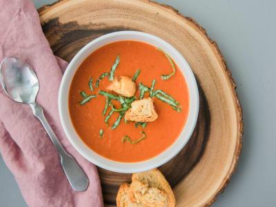 Image forQuick Creamy Tomato Soup