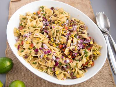 Image forSouthwestern Pasta Salad