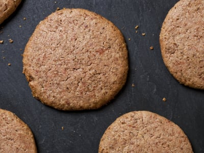 Image forHealthy Strawberry Cookies